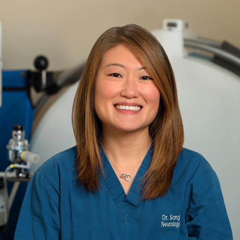 Rachel Song, VMD, MS, DACVIM (Neurology)